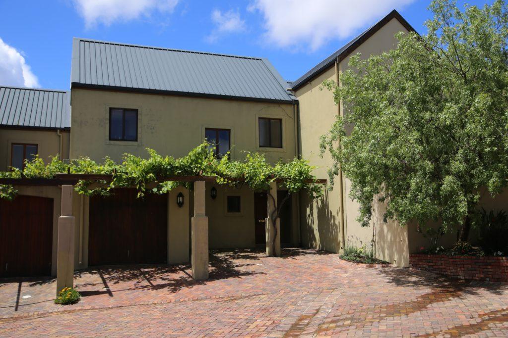 Haus Komusha Südafrika